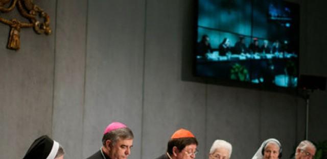 Vatican releases report on U.S. nuns