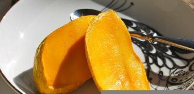 The elusive Pakistani mango