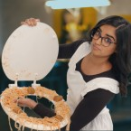 Sahana Srinivasan is the host of 'Brainchild' on Netflix. She's also a senior in college.