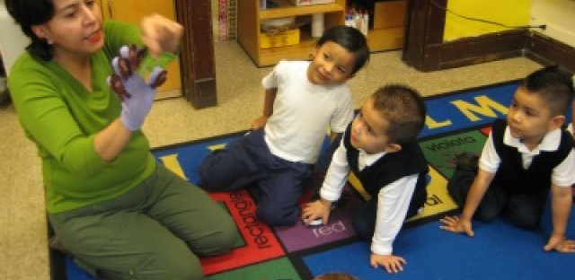 Improving math education for the littlest learners