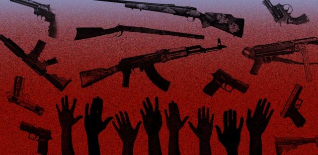 Reveal : Where criminals get their guns Image