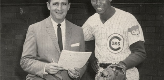 Chicago Treasures: Ernie Banks & Minnie Minoso