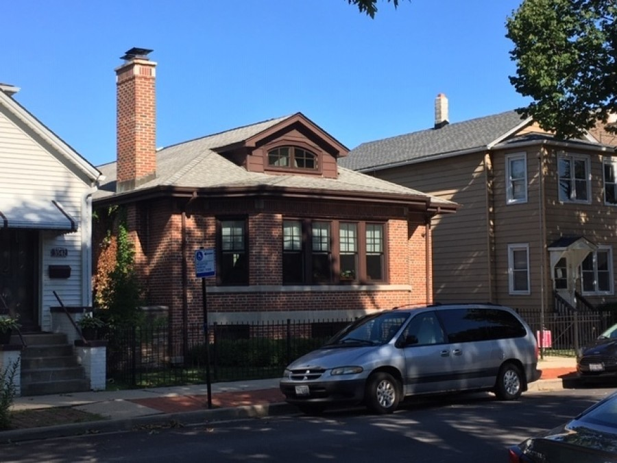 Chicago Ald. Patrick Daley Thompson Bridgeport Home
