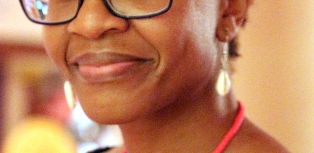 Nnedi Okorafor is the author of the sci-fi novel Who Fears Death, which has been optioned by HBO.