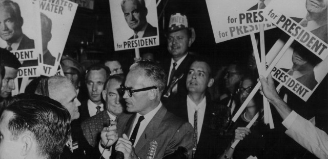 Barry Goldwater Jr. On Comparisons Between His Father, Donald Trump