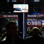 Cable news networks saw massive audience growth in 2016, despite the year's disruptive events.