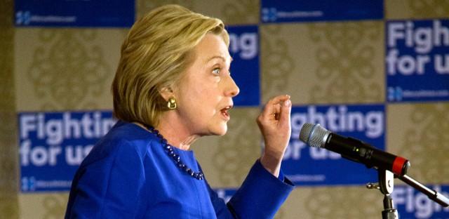 Hillary clinton WBEZ stock