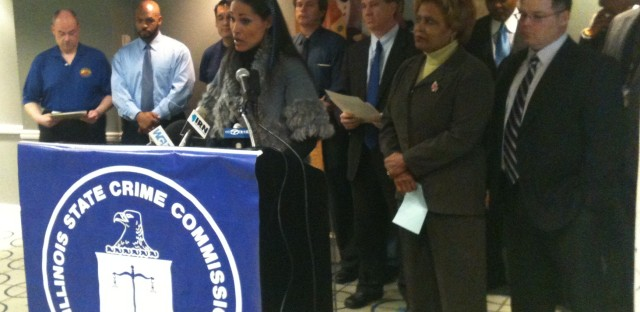 Rasheda Ali & the Police Athletic League announce new anti-violence youth initiative in Chicago