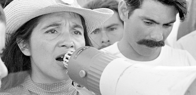 Alt.Latino : Civil Rights Icon Dolores Huerta: Tireless Rights Advocate — And Jazz Fan Image