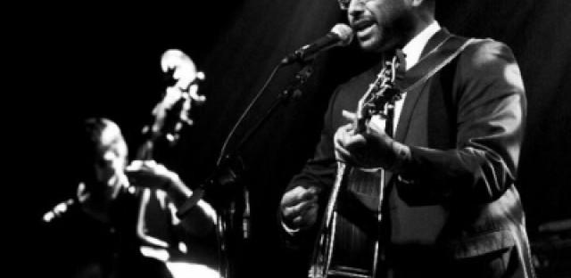 "With his astute lyrics and folk sensibilities, Bhi Bhiman has been called the ""Woody Guthrie of Sri Lanka."""