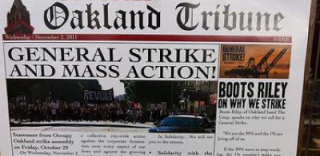 Occupy Oakland: General strike update