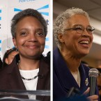 By advancing to the runoff, Lori Lightfoot (left) and Toni Preckwinkle (right) assure Chicago will have its first African-American female mayor in city history after the April 2 mayoral runoff.