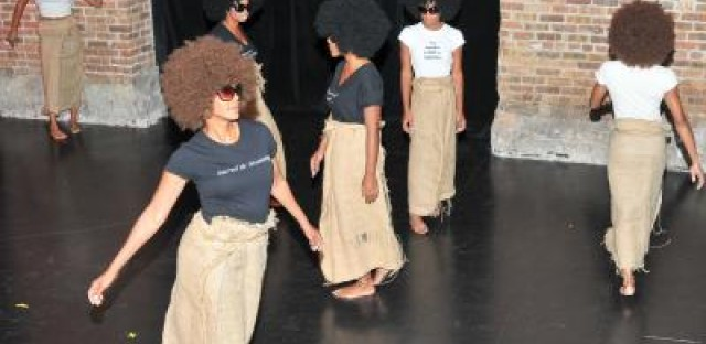 Natural Hair and Fashion event held by Naturally Speaking Oct. 16.