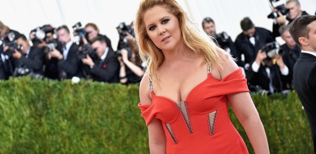 Pop Culture Happy Hour : Small Batch: A Conversation With Amy Schumer Image