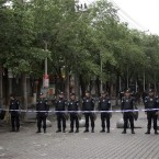 Uighurs accused of terrorist violence in Xinjiang Province