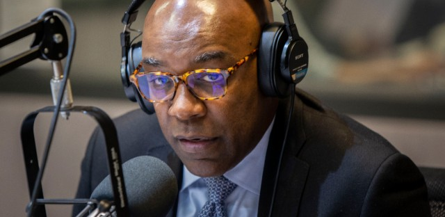 Illinois Attorney General Kwame Raoul joined the Morning Shift on Wednesday.