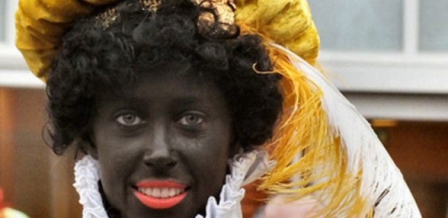 """""""Black Pete"""" causes controversy in Holland"""