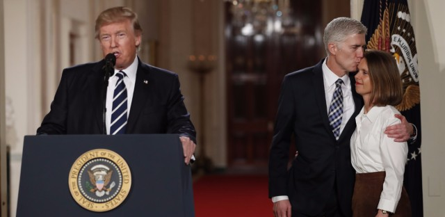 trump scotus nominee