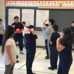 Shields Elementary recess