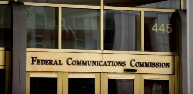 This June 19, 2015, file photo, shows the Federal Communications Commission building in Washington. The federal government is proposing new privacy rules that would make Internet service providers such as cable and phone companies ask your permission in some instances before using and sharing your data. The rules would affect only companies that connect you to the Internet like Comcast, Verizon and Sprint. They would not apply to Internet companies that have huge advertising businesses based on customer data, like Facebook or Google. Those companies are regulated by the Federal Trade Commission.
