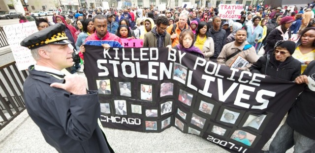 Chicago Braces For Black Lives Matter Protests