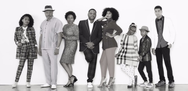 ABC's Black-ish stars