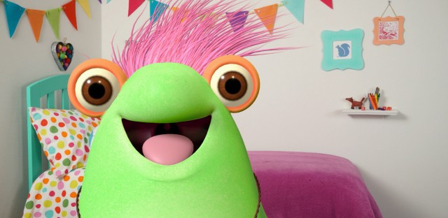 Marvie, the host of Sesame Studios, will sing and answer viewer questions.
