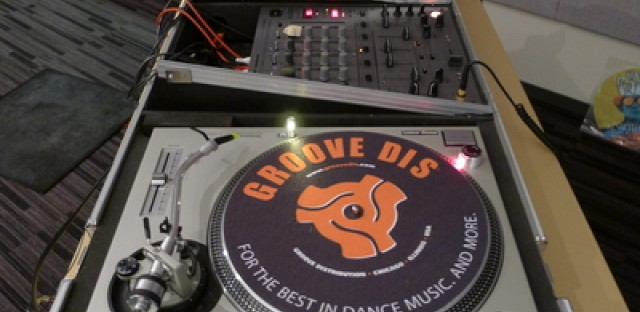 DJ Series: Get your Groove on
