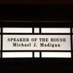 madigan office sign