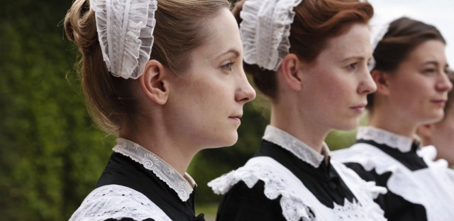 The maids of 'Downton Abbey.' The memoir of real life kitchen maid Margaret Powell served as one inspiration for the show.