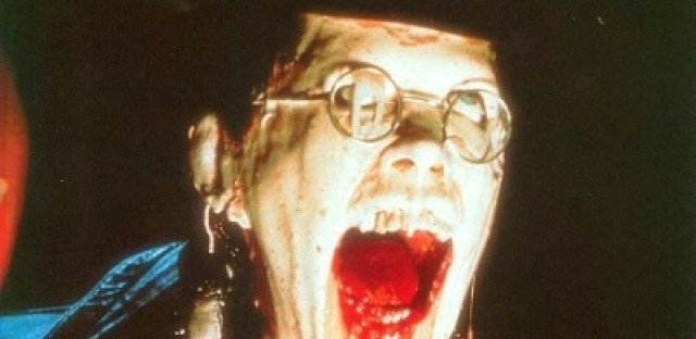 List: In ascending order, most-ominous craniofacial orifices from which to bleed (according to the movies)