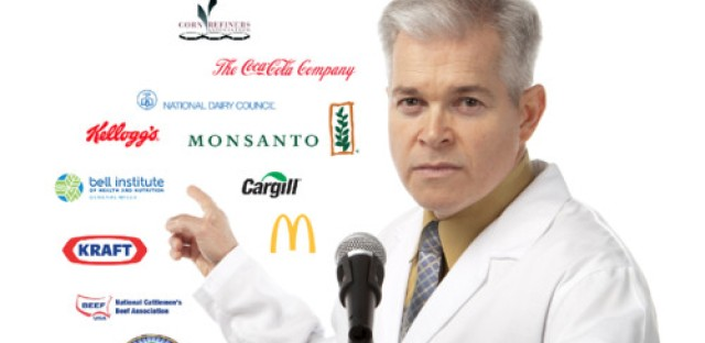 Nutrition report calls our possible conflicts of interest