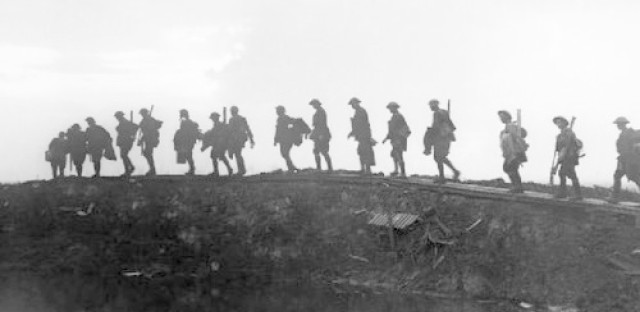 World History Moment: WWI begins