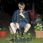 This undated photo appeared on a website investigated by the FBI in connection with Dylann Roof, who killed nine people in a Charleston, S.C., church in June 2015.