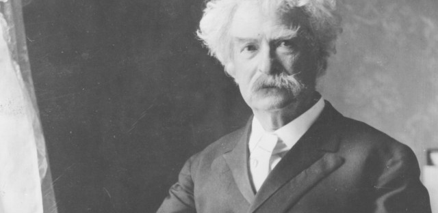 """Author Garson O'Toole has a simple explanation for why quotes are often wrongly attributed to Mark Twain: """"If you preface a quotation by saying it's from Twain, then people are prepared to laugh at it."""""""