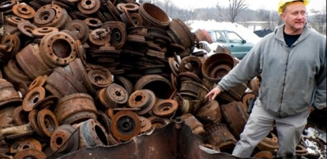 Documentary 'Scrappers' looks at the economy of scrapping for metal