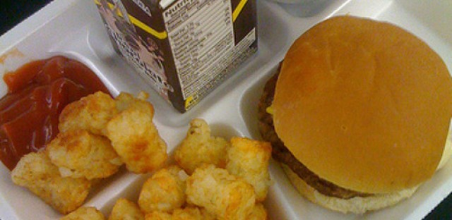 Ten years after reform, how healthy are school lunches?