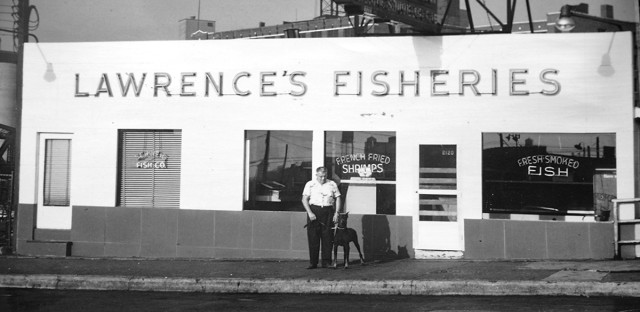 Lawrence's Fisheries, now known as Lawrence's Fish and Shrimp, has been located at 2120 S Canal St. in Chinatown for more than half a century.