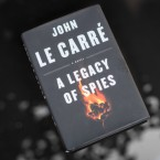 Cover of A Legacy of Spies by John Le Carré