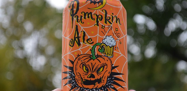 Wild Onion Brewing Co. seasonal craft Pumpkin Ale