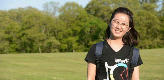 This undated photo provided by The University of Illinois Police Department shows Yingying Zhang. Police said the FBI is investigating the disappearance of Zhang, a Chinese woman from a central Illinois university town, as a kidnapping. Zhang was about a month into a yearlong appointment at the University of Illinois' Urbana-Champaign when she disappeared June 9, 2017.