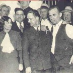 John Dillinger returns to the scene of the crime