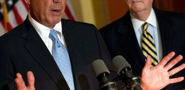 How does GOP Senate control affect economic policy?