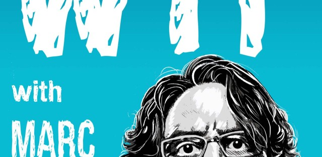 WTF with Marc Maron : Episode 907 - Aisha Tyler / Louie Anderson Image