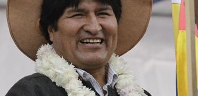 Evo Morales kicks USAID out of Bolivia