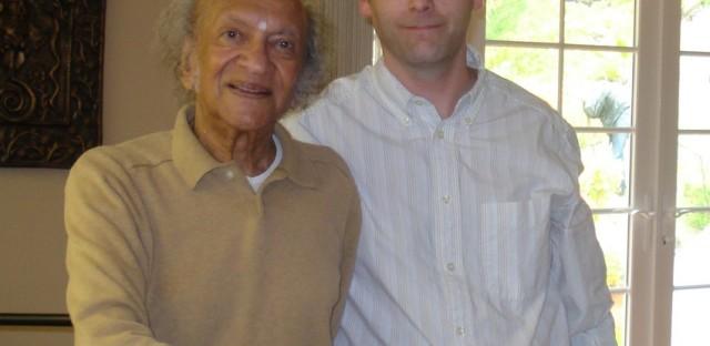 Ravi Shankar and Brian Keigher