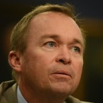 Mick Mulvaney, director of the Office of Management and Budget, was on Friday named acting director of the Consumer Financial Protection Bureau by President Trump. But before resigning earlier in the day, CFPB Director Richard Cordray had named Leandra English to be his interim successor.