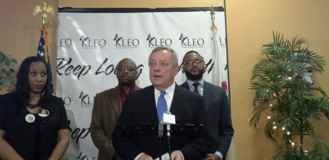 Durbin: More Money For Health Research On Gun Violence