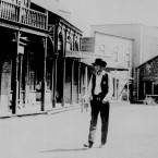 Gary Cooper plays the sheriff in the 1952 film High Noon. Author Glenn Frankel says the film can be viewed as a parable for the Hollywood blacklist era. Associated Press
