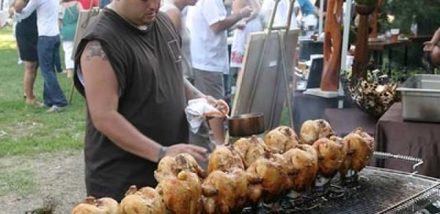 Green City Market BBQ